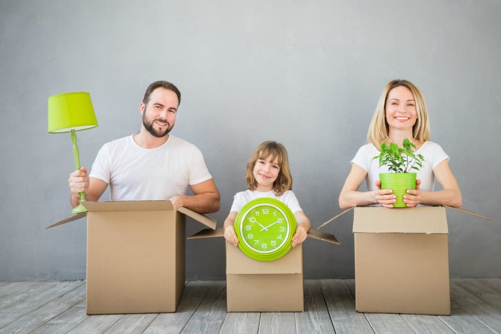 Green Moving Services